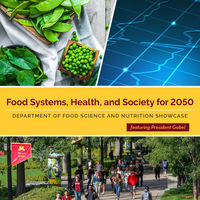 Food Systems, Health and Society for 2050