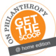 Get the Scoop on Philanthropy: @ Home Edition