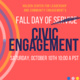 Fall Day of Civic Engagement