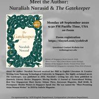 Meet the Author: Nuraliah Norasid & The Gatekeeper
