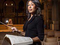 Cornell Orchestras present Jeri Lynne Johnson