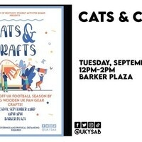 Cats and Crafts