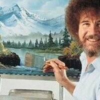 September Leaders & Learners: Bob Ross Paint Night
