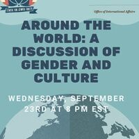 Around the World: A Discussion of Gender and Culture | Center for Gender Equity
