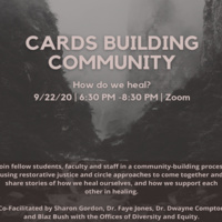 Cards Building Community