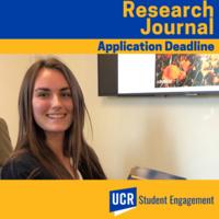UResearch Journal Deadline
