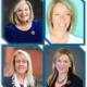 Panelists Kristen Christy, Julie Canfield, Pat Hubbell, and Kim Chamblin