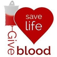 Save Life Give Blood - Photo source grantcountybeat.com