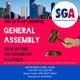 SGA General Assembly