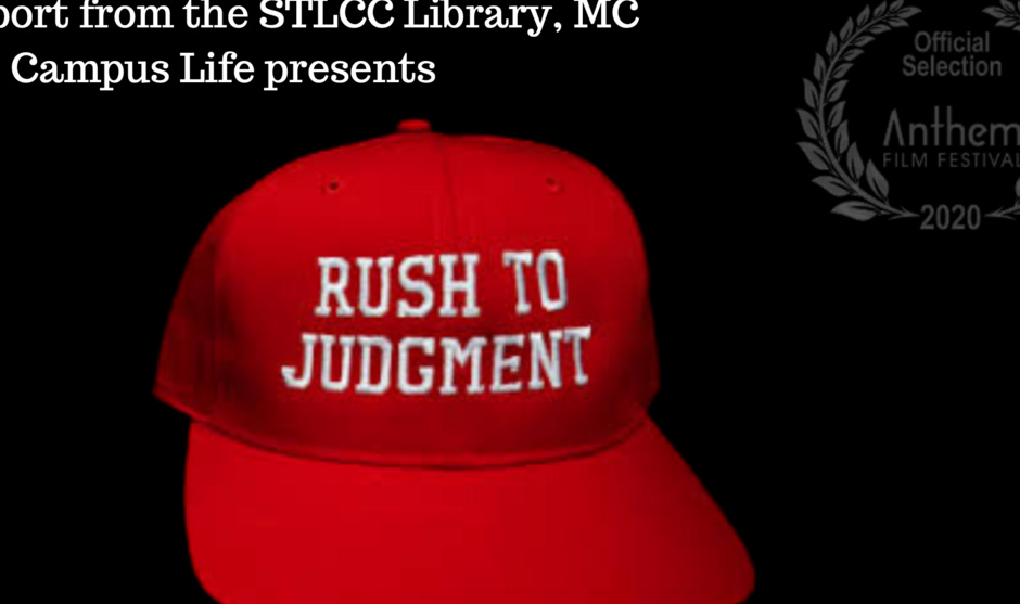 Rush to Judgment: Lecture and Q&A session with documentary creator Stephen K. Oldfield