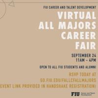 Career Fair - All Majors