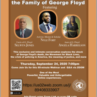 A  Conversation with the Family of George Floyd