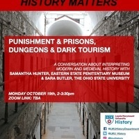 Punishment & Prisons, Dungeons & Dark Tourism