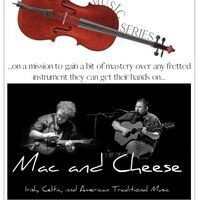 Chilmark Music Series: Mac & Cheese