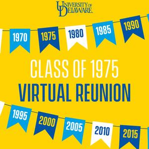 Class of 1975 Virtual Reunion
