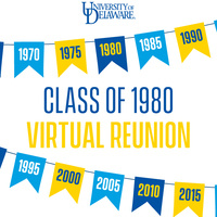 Class of 1980 Virtual Reunion