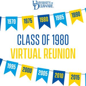 Class of 1980 Virtual Reunion