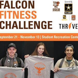Falcon Fitness Challenge Begins this Week
