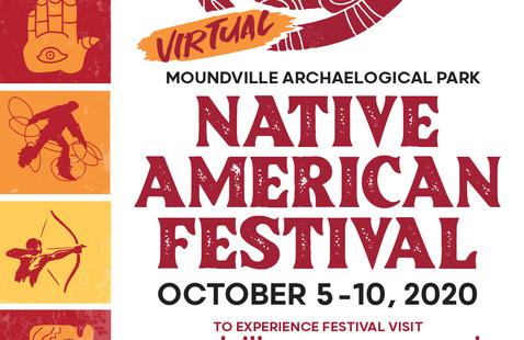 Virtual Moundville Native American Festival