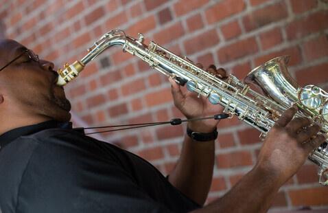 Pacific Jazz Festival: Patrick Langham Quintet