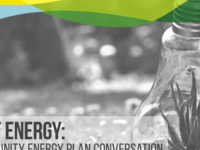Event image for Community Energy Plan Conversation