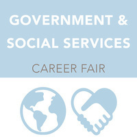 Virtual Government & Social Services Career Fair