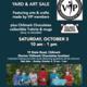VIP Yard & Art Sale