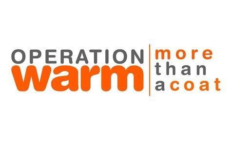 Operation Warm Coat Giveaway