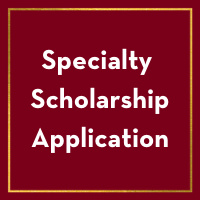 Specialty Scholarship Application Opens