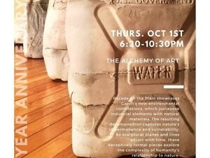 Art Exhibit Opening: Stephanie Garon's Recede in the Plain