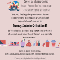 Gender in a Global Context: Home and School- The International Student Experience with Gender   Center for Gender Equity