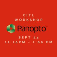 Panopto Basics   LTS