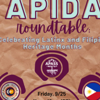 "APIDA Round Table: Exploring the ""Latinos of Asia"" - Filipinos, Spanish Colonialism, and American Imperialism"