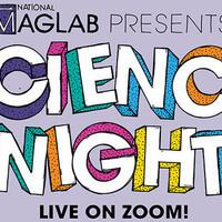 MagLab (Virtual) Science Night - October