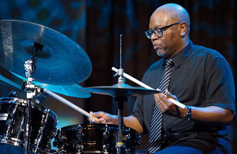 Pacific Jazz Festival: Master Class with Lewis Nash