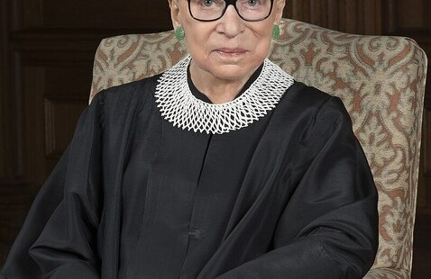 Justice Ruth Bader Ginsburg by Supreme Court of the United States