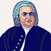 Generated Design Image of Johann Sebastian Bach