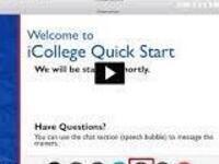 iCollege Quick Start