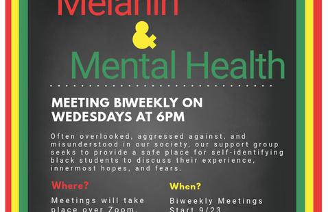 Melanin and Mental Health