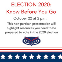 Election 2020: Know Before You Go
