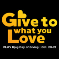 Give to What You Love about PLU during the annual Bjug Day of Giving on Oct. 20-21, 2020.