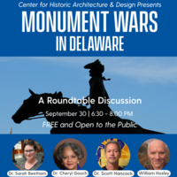 Roundtable Discussion: Monument Wars in Delaware