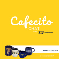 Cafecito Chat: FIU's Ignite Panel featuring Pamela Lopez Del Carmen, Joaklin Raphael and Dr. Stephen Fain