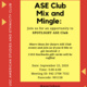 ASE Club Mix and Mingle