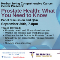 Prostate Health: What You Need to Know