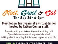 Meet, Greet & Eat