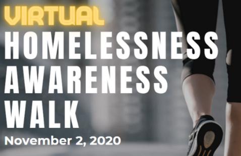 Homelessness Awareness Walk