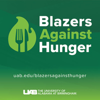 Blazers Against Hunger