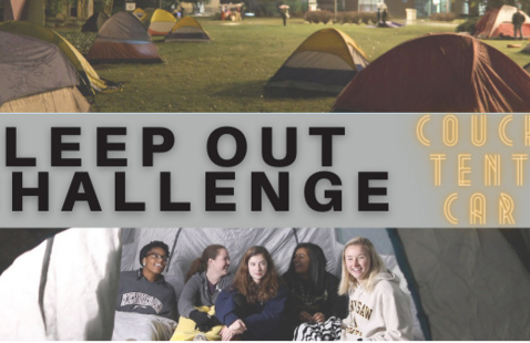 HAW Sleep Out Challenge