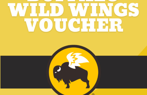 Buffalo Wild Wings Voucher